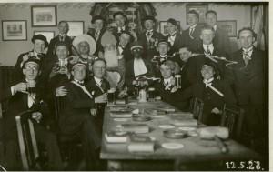 Taufe 1928