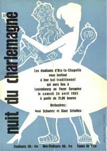Plakat Bal 1965
