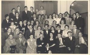 AVL mit Gästen: Foto war auch im Original mit abgedruckt