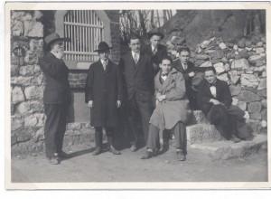Vor dem Gnadenbild in Altenbach
