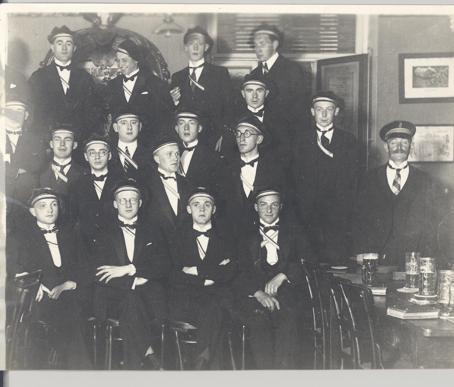 De Comité am SS 1927