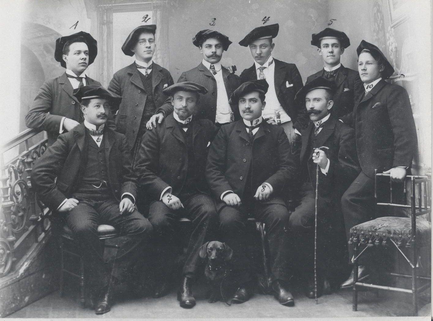 Der AVL 1903