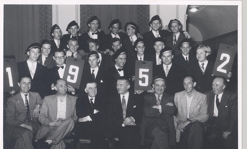 AVL 1952 mit Alten Herren
