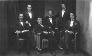 die Füchse 1928