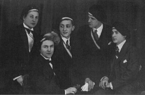 die Füchse 1932