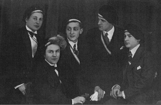 Fuchsenstall 1931
