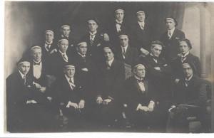die Füchse 1922