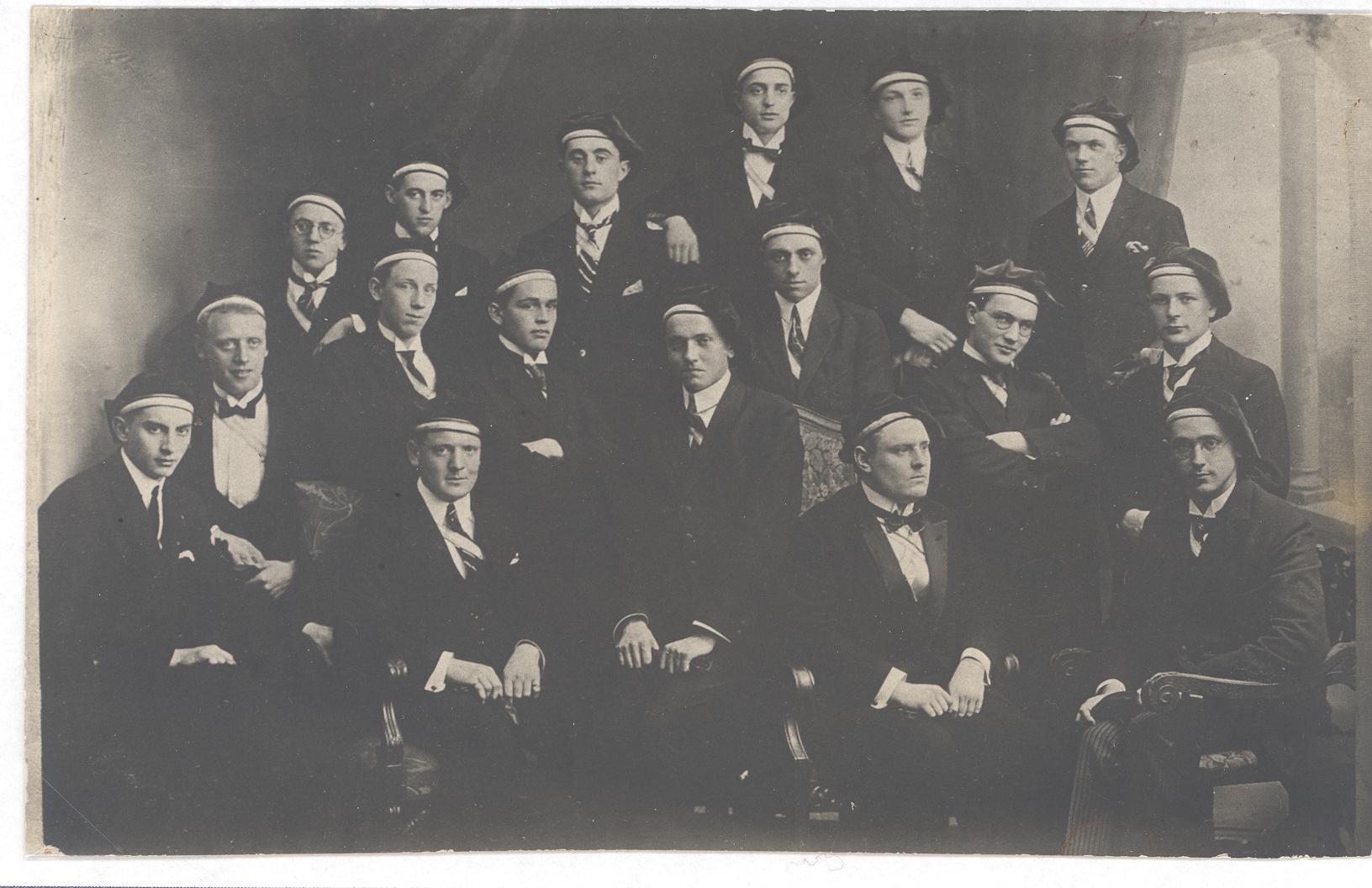 Fuchsenstall 1922