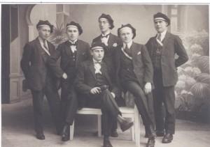 die Füchse 1926