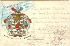 Postkarte an Emma Tilgenkamp 20.5.1902
