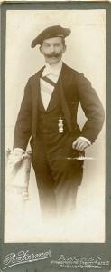 Portrait Léon Dondelinger