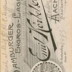 Emile Mersch al. Klûf L! s/l. C. Keiffer al. Comper L! x Aachen SS 1901