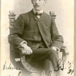 Portrait eines sitzenden von 1903/04