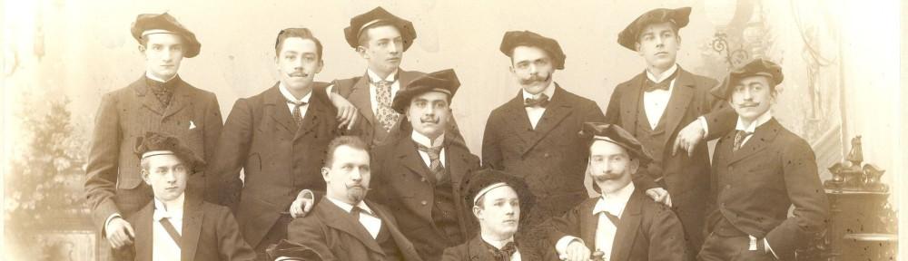 Den AV d'Letzebuerger ëm 1903