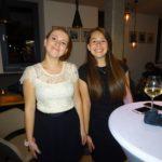 d'Studentinnen Emilie a Malou
