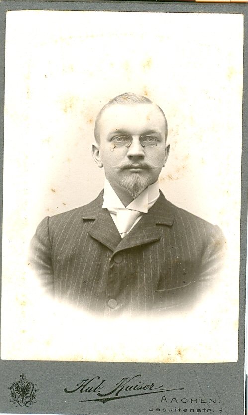 Franz Bourg – WS 1904/05 Bild Nr.0033