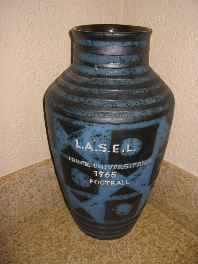 Coupe universitaire am Football vun der Lasel 1965