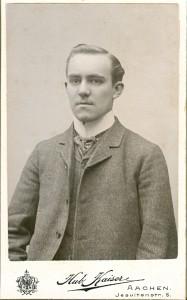 Portrait von Ernst de Muyser