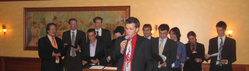 D'Sänger an der Réiser Stuff 2005