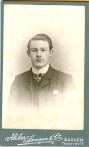 Portrait von Gustave Prüssen